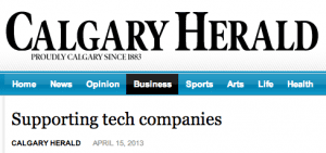 Calgary Resources for Tech Companies