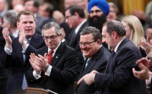 Federal Budget - The Canadian Press